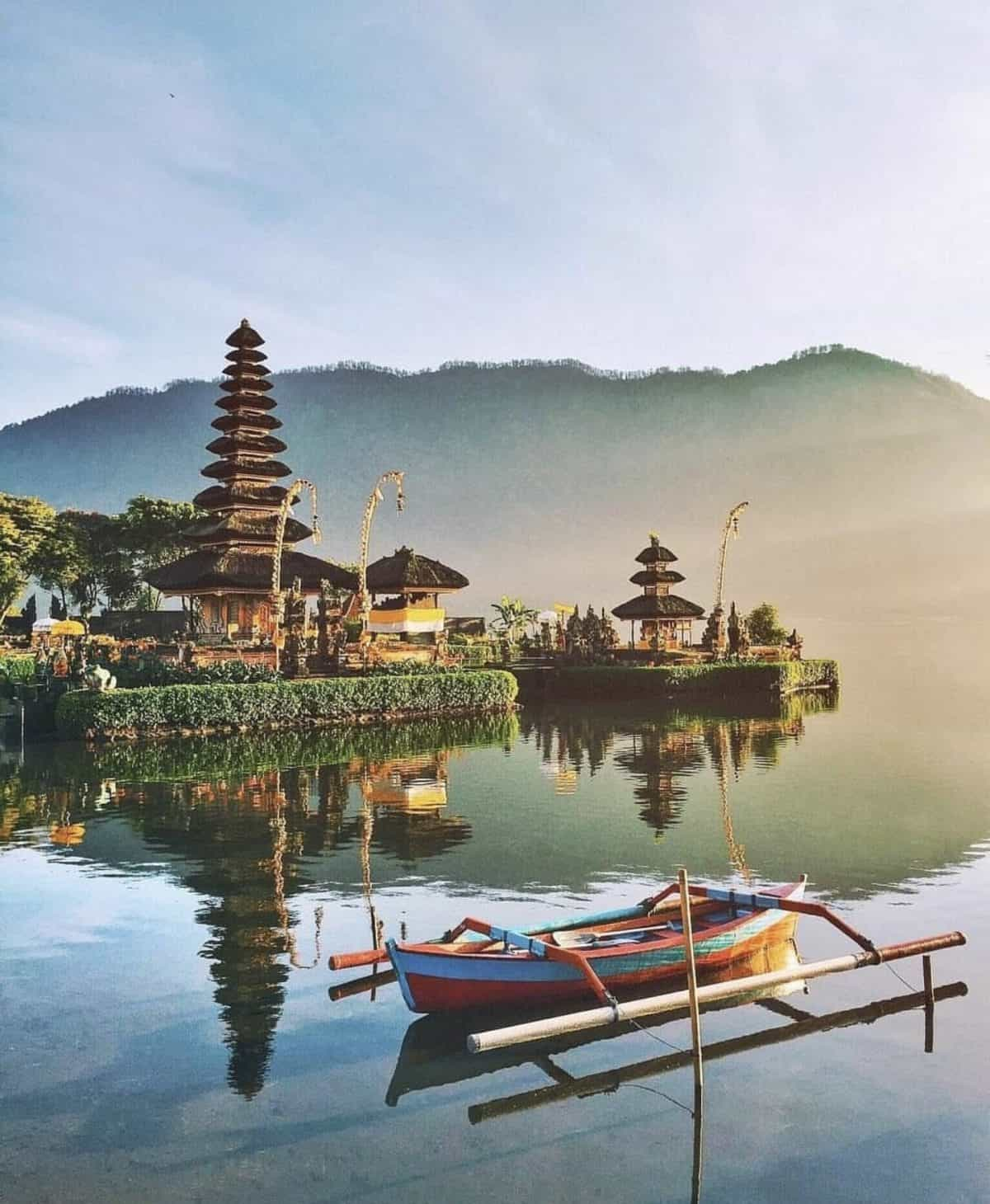 Would you like to visit the most generous country on Earth?, Ohana Retreat Bali